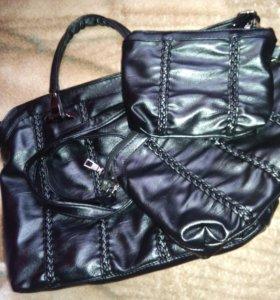 Новый набор сумок.