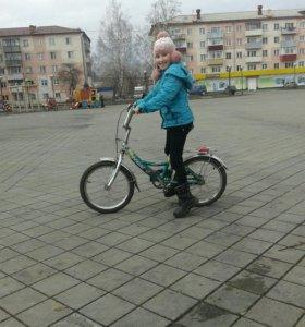 Велосипед дет.