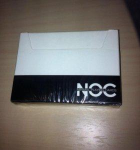 Колода карт Noc v3s black
