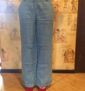 Savage брюки голубые 44 28