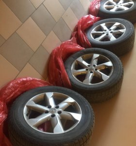 Зимние Колеса R18 265/55 Dunlop