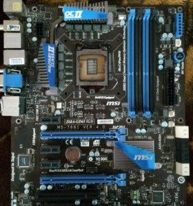 Z68A-GD65(G3) и Intel core i7-2600 3.40GHZ