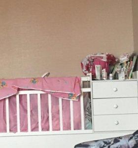 Детская кровать ,