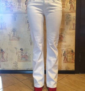 New Yorker джинсы белые 27 42 44