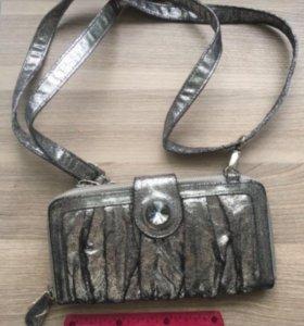 Клатч маленькая сумочка