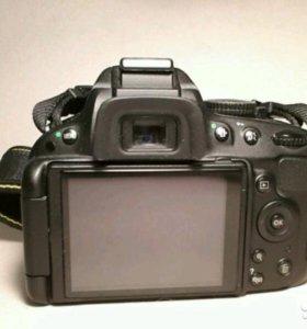 Nikon d5100 Af-s 18-55mm