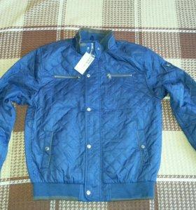 Куртка мужская, межсезонная, новая.