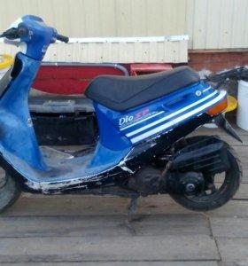 Honda dio sp