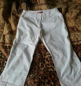 брюки -капри