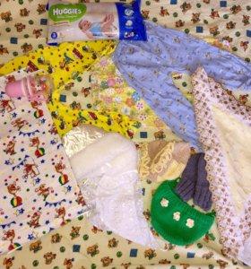 Вещи для малыша +0
