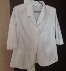 Пиджак-блуза