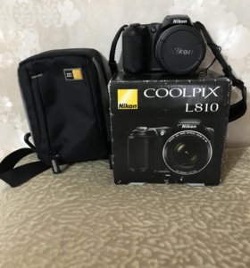 Новый фотоаппарат Nikon Coolpix L810