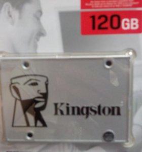 Жесткий ssd диск 120 гб
