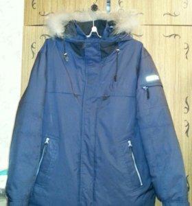 Куртка зимняя мужская. 50-52р-р.