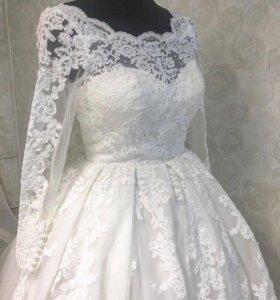 Свадебное платье Emilio Ricci