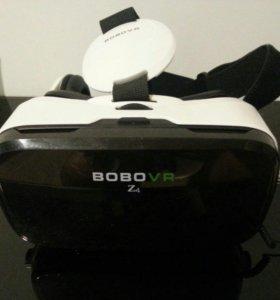 Виртуальные очки bobovrz4
