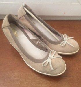 38 новые замшевые just couture кожаные туфли