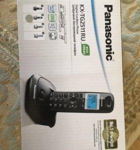 Радиотелефон новый Panasonic