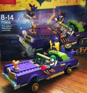 Lego The Joker Notorious Lowrider 70906