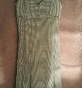 Платье шифоновое
