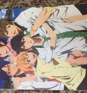 Плакаты с аниме