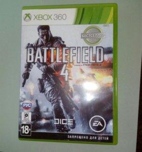 Лицензионная игра BATTLEFIELD 4 для xbox 360