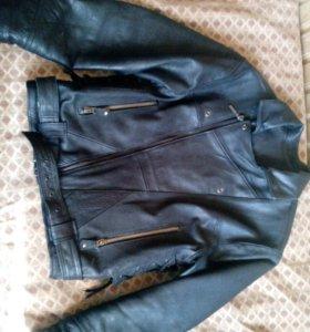 Куртка кожанная косуха