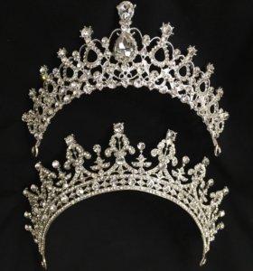 Свадебная корона/диадема/тиара