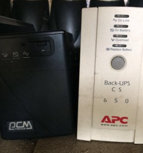 ИБП apc, powercom