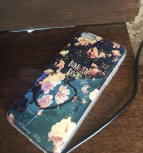 Чехол для iPhone 6s НОВЫЙ!!
