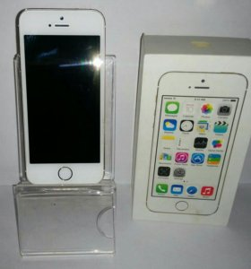 Смартфон Apple iPhone 5S 16Gb