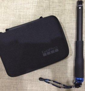 Видеокамера экшн GoPro Hero + LCD