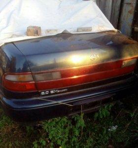 Крышка богажника Тойота Корона 1993