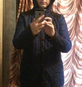 Куртка стеганая asos