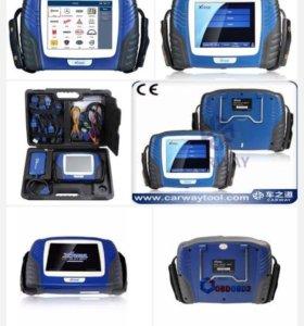 Сканер для коммерческого транспорта