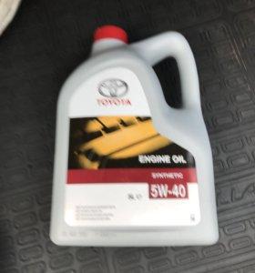 Масло Toyota
