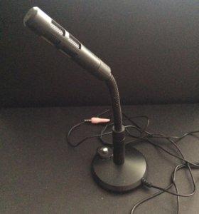 Настольный микрофон Sven MK-490