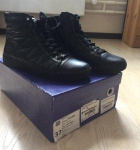 Весенние-осенние ботиночки