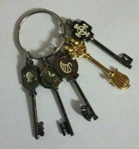 Ключи Люси из Фейри тейл.