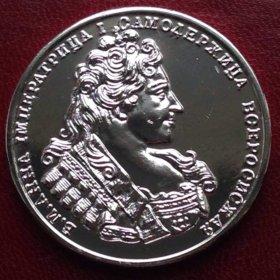 Россия рубль 1730г - Анна