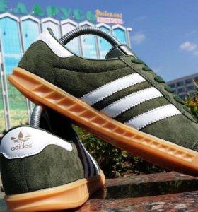 Кроссовки Adidas Hamburg Black, все размеры