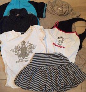 Пакет одежды на рост 146-152