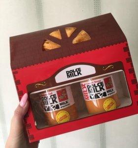 Dolce milk подарочный набор