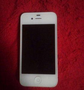 iPhone 4 16gb+1 на запчасти