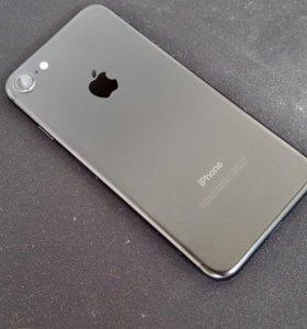 IPhone 7 black, 128 gb