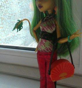 Дженифаер Лонг кукла монстер хай (возможен торг)