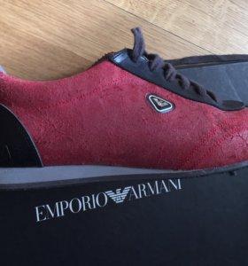 Кроссовки/ботинки Armani