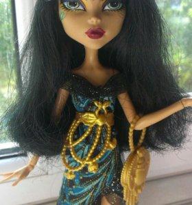 Клео Де Нил кукла монстер хай продам срочно