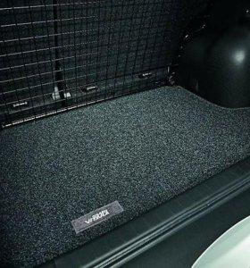 Коврик багажника велюровый Gran Vitara / Escudo.