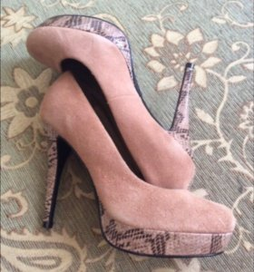 Туфли, сапоги зимние и осенние